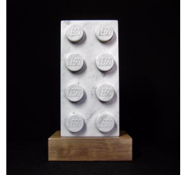 Chris Mitton - Lego - Like No Other - courtesy of TAG Fine Arts