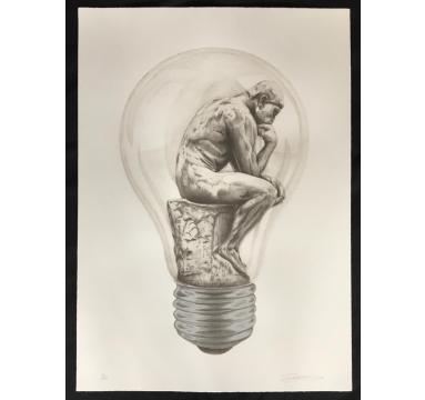 Dean Zeus - Think - Courtesy of TAG Fine Arts
