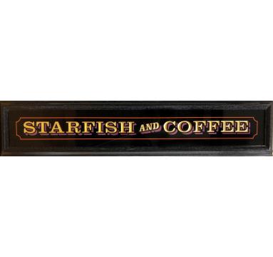 Ryan Callanan - Starfish And Coffee - courtesy of TAG Fine Arts