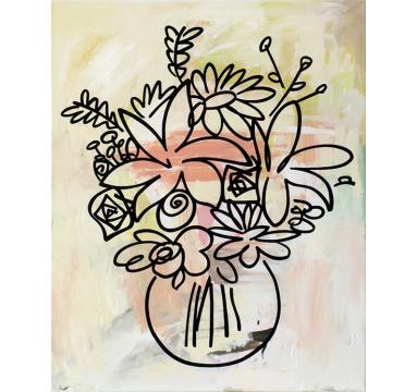 Jack Spiller - Flowers 17M2 - courtesy of TAG Fine Arts