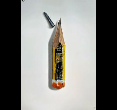 Jamie Eade - Staedtler Noris 2B Broken Lead - courtesy of TAG Fine Arts