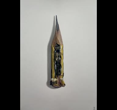 Jamie Eade - Staedtler Noris B biten end - courtesy of TAG Fine Arts.png