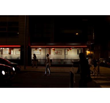 Jamie Lau - The Long Walk - courtesy of TAG Fine Arts