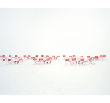Dede Johnston - Coke Chairs - courtesy of TAG Fine Arts