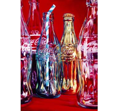 Kate Brinkworth - Coke With Stripey Straw - courtesy of TAG Fine Arts