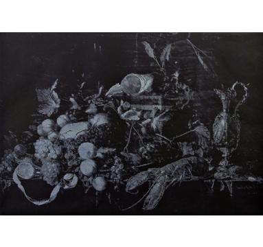 Katsutoshi Yuasa - Death of Life - courtesy of TAG Fine Arts