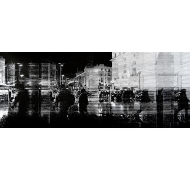 Katsutoshi Yuasa - Piccadilly Circus at 19:33- courtesy of TAG Fine Arts