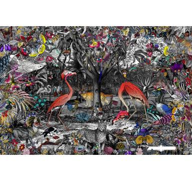 Kristjana S Williams - Columbian Jungle 2016 - courtesy of TAG Fine Arts