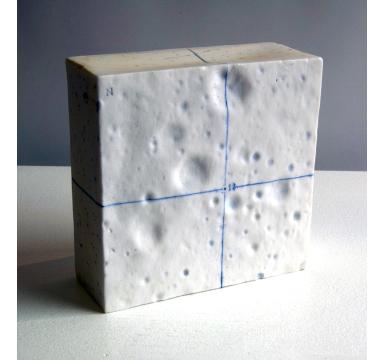 Loraine Rutt - Apollo 12 Oceanus Procellarum - courtesy of TAG Fine Arts