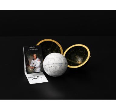 Apollo Pocket Globe (with American Walnut Pocket Case)