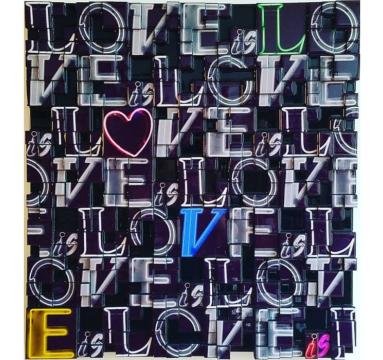 Matt Colagiuri - Love Is... - courtesy of TAG Fine Arts