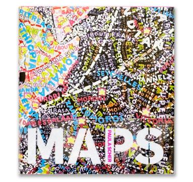 MAPS courtesy of TAG Fine Arts