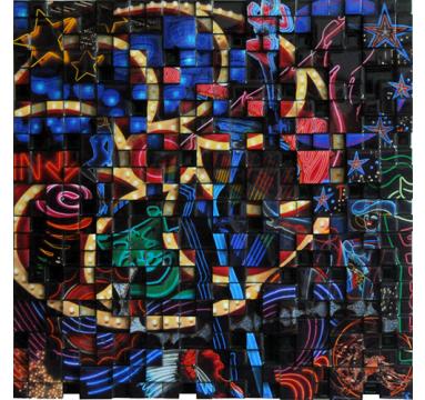 Matt Colagiuri - Heavenly Bodies - courtesy of TAG Fine Arts