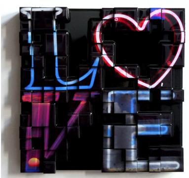 Matt Colagiuri - In The Air - courtesy of TAG Fine Arts