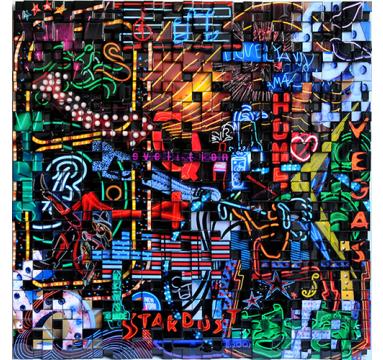 Matt Colagiuri - The Colour of Night - courtesy of TAG Fine Arts