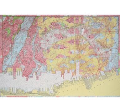 Emma Johnson - NYC (VESSEL) I (Homage to Heatherwick) – Yellow - courtesy of TAG Fine Arts