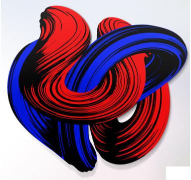 Ewan David Eason - Paint Brushed 1 - Courtesy of TAG Fine Arts
