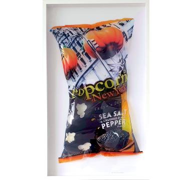 Perish The Thought - Popcorn (Black) - courtesy of TAG Fine Arts