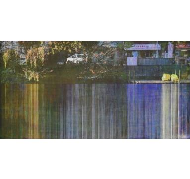 Katsutoshi Yuasa - Quadrichromie - courtesy of TAG Fine Arts