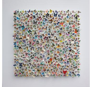 Rebecca Coles - Stamps 224 - courtesy of TAG Fine Arts
