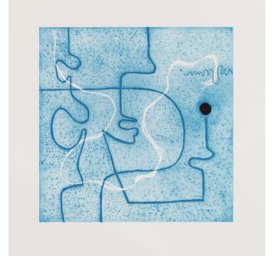 Susan Aldworth - Respondences 1 - courtesy of TAG Fine Arts