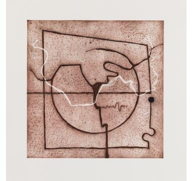 Susan Aldworth - Respondences 4 - courtesy of TAG Fine Arts