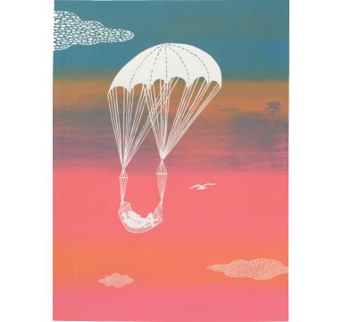 Rob Ryan - Parachute - courtesy of TAG Fine Arts