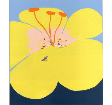 Rob Ryan - A Single Gust Of Wind - courtesy of TAG Fine Arts