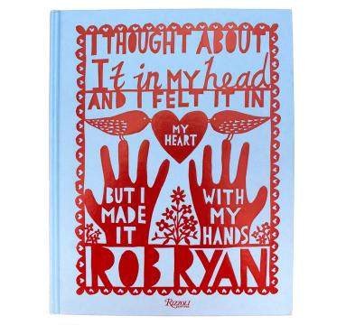 Rob Ryan - Monograph 2018 - courtesy of TAG Fine Arts