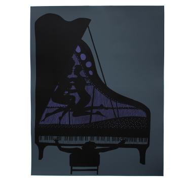 Rob Ryan - Piano - courtesy of TAG Fine Arts