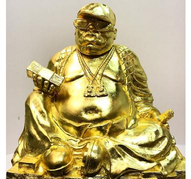Ryan Callanan - Buddha Smalls Cash Gold - courtesy of TAG Fine Arts