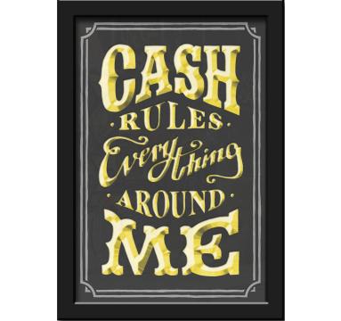 Ryan Callanan - Cash Rules (Small) - courtesy of TAG Fine Arts