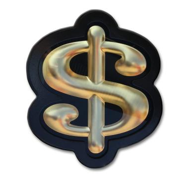 Ryan Callanan - Dollar - courtesy of TAG Fine Arts