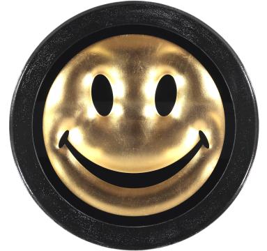 Powerpill LP (Gold Smiley)
