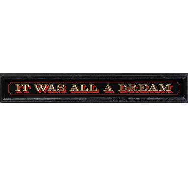Ryan Callanan - It Was All A Dream - courtesy of TAG Fine Arts