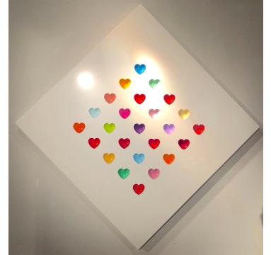 Ryan Callanan - Love Is The Drug (Diamond) - courtesy of TAG Fine Arts