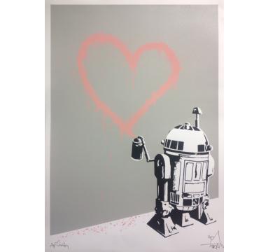 Ryan Callanan - R2 - Heart2 - Soft Pink - courtesy of TAG Fine Arts