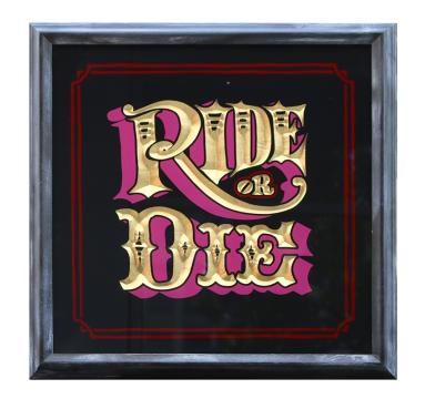 Ryan Callanan - Ride or Die - courtesy of TAG Fine Arts