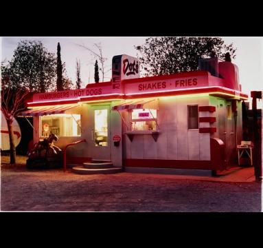 Richard Heeps - Dot's Diner - courtesy of TAG Fine Arts