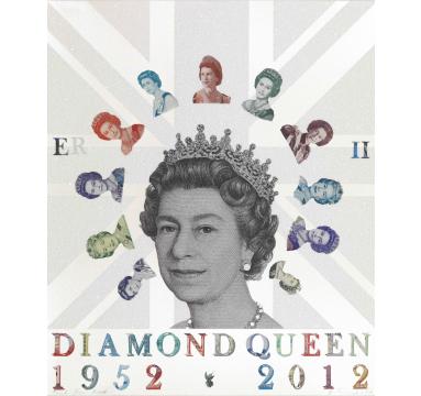 Justine Smith - Diamond Queen - Courtesy of TAG Fine Arts