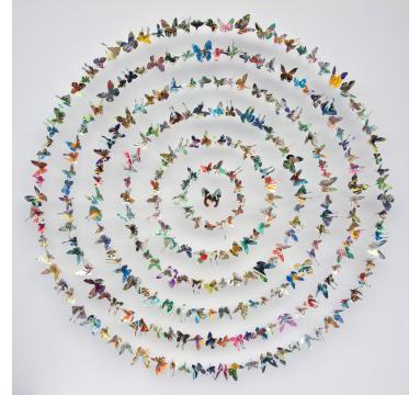 Rebecca Coles - Stamps 219 - courtesy of TAG Fine Arts