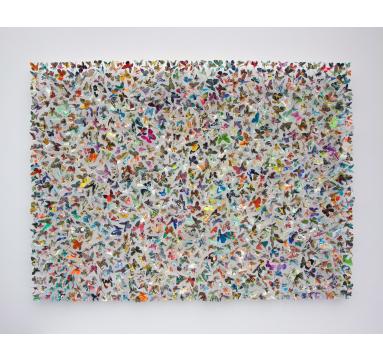 Rebecca Coles - Stamps 220 - courtesy of TAG Fine Arts