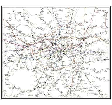 Stephen Walter - London Rail - courtesy of TAG Fine Arts