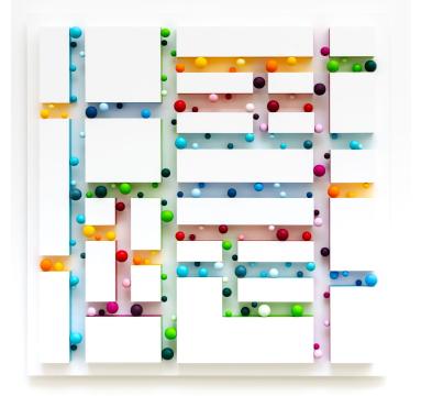 Stuart Hartley - Pathway 1 - courtesy of TAG Fine Arts