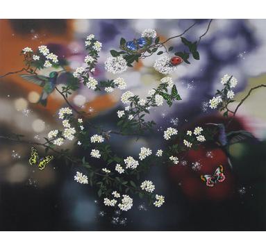 Sumiko Seki - Illuminated Moor - courtesy of TAG Fine Arts