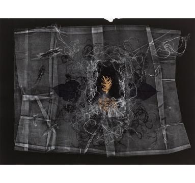 Susan Aldworth - Dark Self 10 - courtesy of TAG Fine Arts