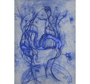 Susan Aldworth - The Entangled Self 1 - courtesy of TAG Fine Arts