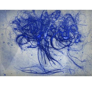 Susan Aldworth - The Entangled Self 4 - courtesy of TAG Fine Arts