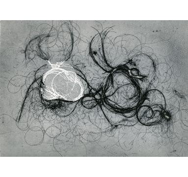 Susan Aldworth - The Entangled Self 8 - courtesy of TAG Fine Arts