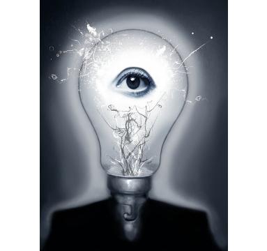 Susan Aldworth - The Reality Principle 3 - courtesy of TAG Fine Arts